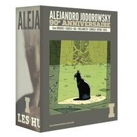 Alejandro Jodorowsky et  Moebius - Alejandro Jodorowsky 90e anniversaire Tomes 1 à 3 : .