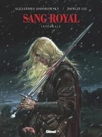 Alejandro Jodorowsky et Dongzi Liu - Sang royal Intégrale : .
