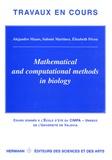 Alejandro Maass et Salome Martinez - Mathematical and Computational Methods in Biology.