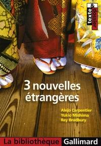 3 Nouvelles étrangères - Alejo Carpentier |