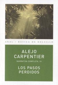 Alejo Carpentier - Los Pasos Peridos.