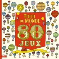 Aleksandra Artymowska - Tour du Monde en 80 jeux.