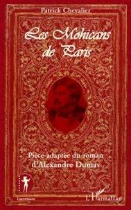 Alem Surre-Garcia - Les mohicans de paris.