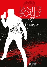 Ales Kot et Luca Casalanguida - The Body.
