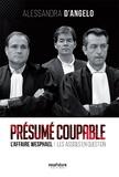 Alessandra D'Angelo - Présumé coupable.