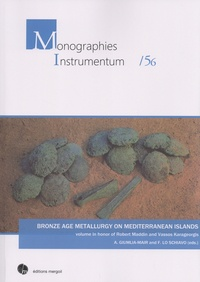 Accentsonline.fr Bronze Age Metallurgy on Mediterranean Islands - In honour of Robert Maddin and Vassos Karageorgis, textes en anglais, français et italien Image