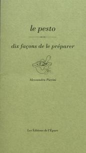 Le pesto - Dix façons de le préparer.pdf