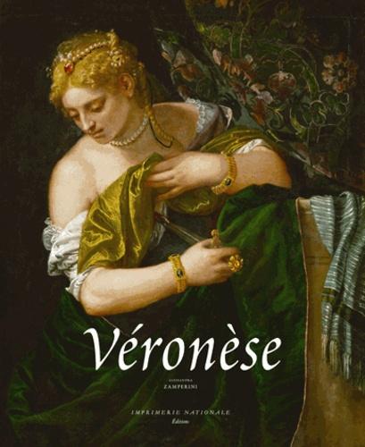 Véronèse de Alessandra Zamperini - Beau Livre - Livre - Decitre