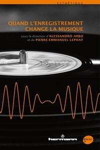 Feriasdhiver.fr Quand l'enregistrement change la musique Image