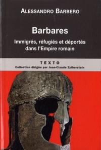 Histoiresdenlire.be Barbares - Immigrés, réfugiés et déportés dans l'Empire romain Image