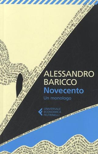 Alessandro Baricco - Novecento.