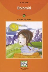 Alessandro De Giuli - Dolomiti. 1 CD audio