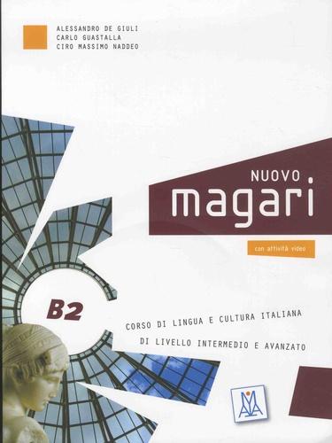 Nuovo Magari B2  avec 1 CD audio