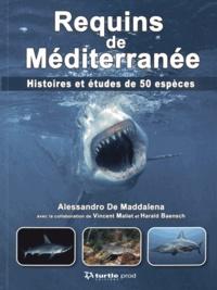 Alessandro De Maddalena - Requins de Méditerranée.