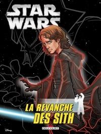 Alessandro Ferrari - Star Wars - Episode III (Jeunesse) - La revanche des Sith.
