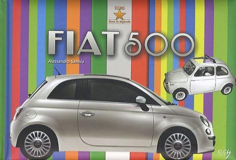 Alessandro Sannia - Fiat 500.