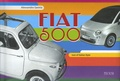 Alessandro Sannia - Fiat 500 - Edition bilingue français-néerlandais.