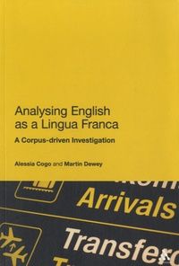 Alessia Cogo - Analysing English as a Lingua Franca.