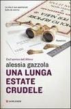 Alessia Gazzola - Una lunga estate crudele.