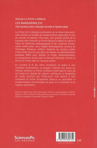 Les mandarins 2.0 - Une bureaucratie chinoise... - Alessia Lo  Porto-Lefébure - Livres - Furet du Nord