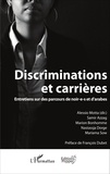 Alessio Motta - Discriminations et carrières - Entretiens sur des parcours de noir-e-s et d'arabes.