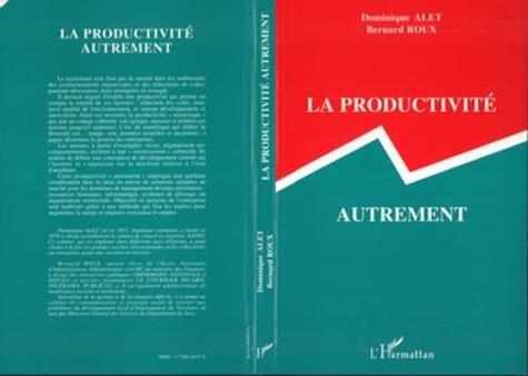 Alet et  Roux - La productivité autrement.