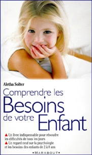 Aletha Solter - Comprendre les besoins de votre enfant.