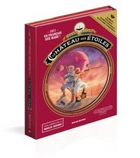Alex Alice - Le château des étoiles Tomes 3 et 4 : Pack 2 volumes - Tome 3, Les chevaliers de Mars ; Tome 4, Un français sur Mars.