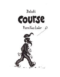 Alex Baladi et Pierre Yves Lador - Course.