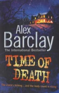 Alex Barclay - Time of Death.