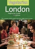 Alex Bourke - Vegetarian London.