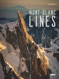 Alex Buisse - Mont-Blanc lines.