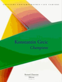 Alex Coles - Konstantin Grcic - Champions.
