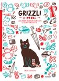 Alex Cousseau - Grizzli et moi - Les jours heureux d'un chat et d'une chaussette.