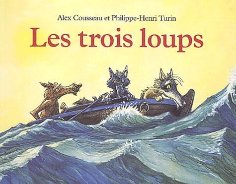 Alex Cousseau et Philippe-Henri Turin - .