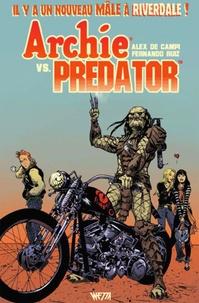 Alex de Campi - Archie vs Predator - Edition dry.