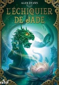 Histoiresdenlire.be L'échiquier de jade Image