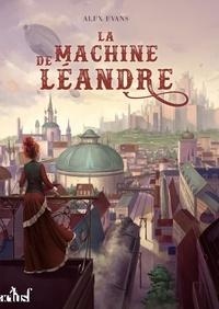 Histoiresdenlire.be La machine de Léandre Image