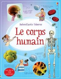 Alex Frith et Ian McNee - Le corps humain.