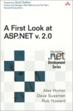 Alex Homer et Dave Sussman - A First Look at ASP.NET v.2.0.