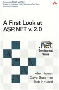 Alex Homer et Dave Sussman - A First Look at ASP.NET v.2.0.