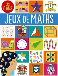 Alex Howe et Elizabeth Golding - Jeux de maths.