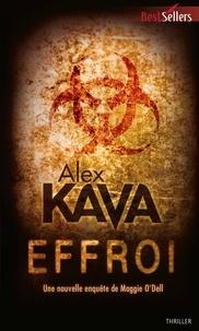 Alex Kava - Effroi - Une enquête de Maggie O'Dell.