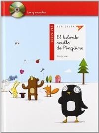 Alex Latimer - El talento oculto de Pingüino. 1 CD audio