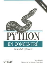 Alex Martelli - Python en concentré.