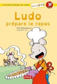 Alex Megnegneau et  Mic - Ludo prépare le repas.