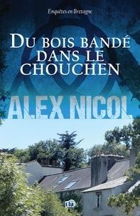 Alex Nicol - Du bois bandé dans le chouchen.