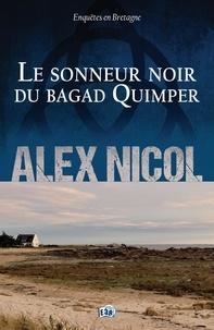 Alex Nicol - Le sonneur noir du Bagad Quimper.