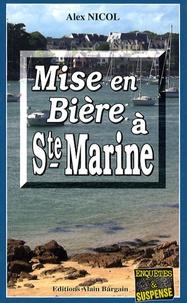 Alex Nicol - Mise en bière à Sainte-Marine.
