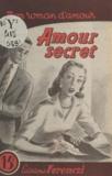 Alex Peck - Amour secret.